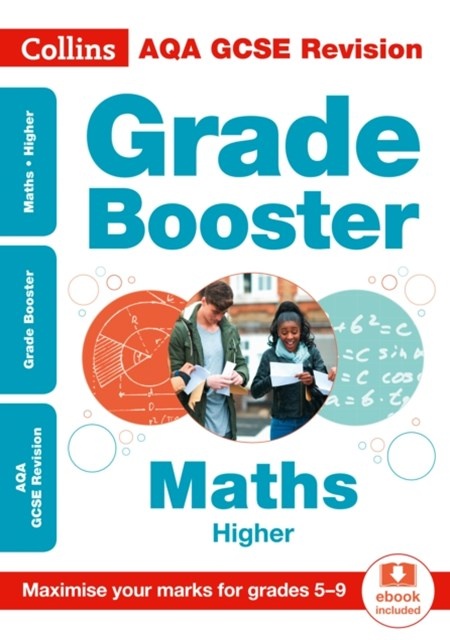 AQA GCSE Maths Higher Grade Booster for Grades 5-9