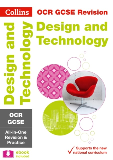 OCR GCSE Design & Technology All-in-One Revision and Practice