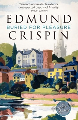 (ebook) Buried for Pleasure (A Gervase Fen Mystery)
