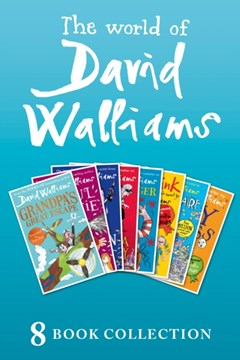 (ebook) The World of David Walliams: 8 Book Collection (The Boy in the Dress, Mr Stink, Billionaire Boy, Gangsta Granny, Ratburger, Demon Dentist, Awful Auntie, Grandpa's Great Escape)