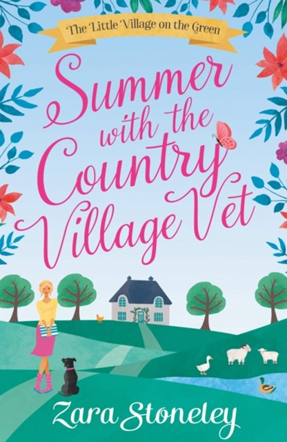 (ebook) Summer with the Country Village Vet (The Little Village on the Green, Book 1)