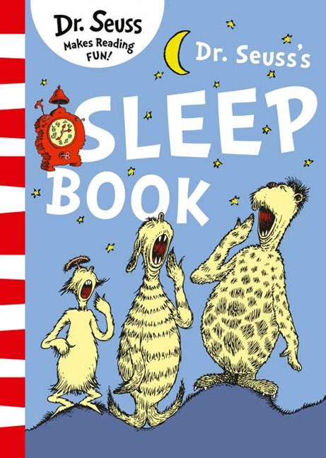 Dr. Seuss's Sleep Book [Yellow Back Book Edition]