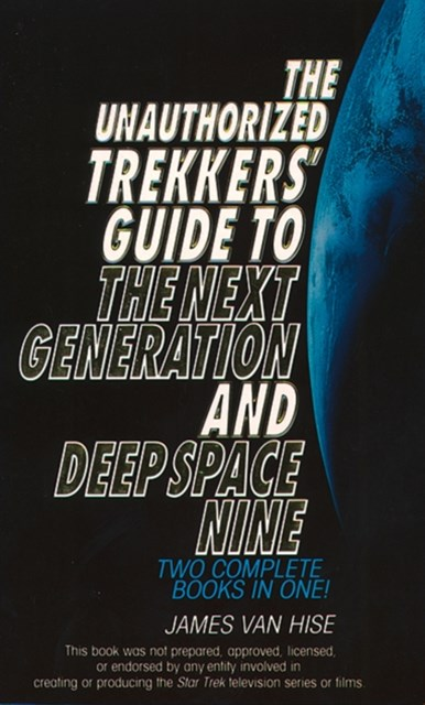 (ebook) The Unauthorized Trekkers' Guide to the Next Generation and Deep Space Nine