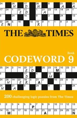 The Times Codeword 9: 200 Cracking Logic Puzzles