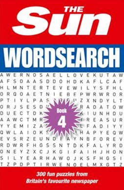 The Sun Wordsearch Book 4: 300 Brain-teasing Puzzles