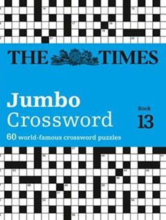 The Times 2 Jumbo Crossword Book 13: 60 Of The World