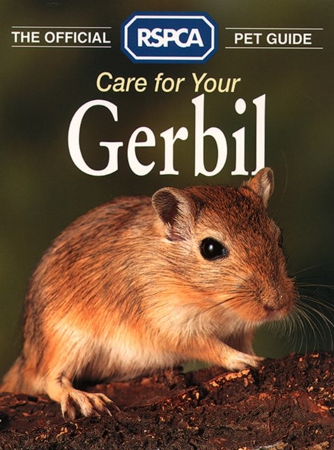 (ebook) Care for your Gerbil (The Official RSPCA Pet Guide)