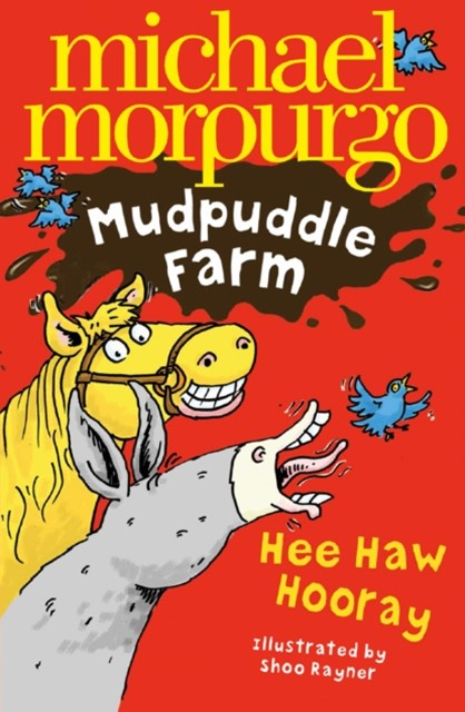 (ebook) Hee-Haw Hooray! (Mudpuddle Farm)