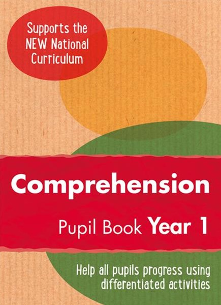 Year 1 Comprehension: Pupil Book