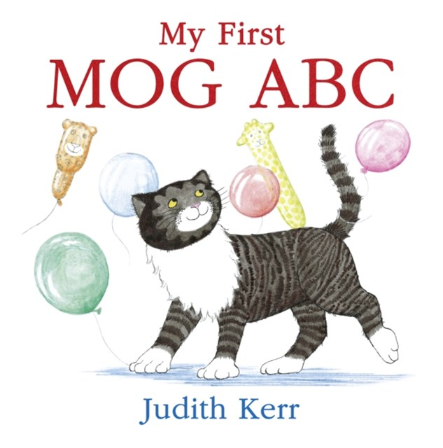 (ebook) My First MOG ABC