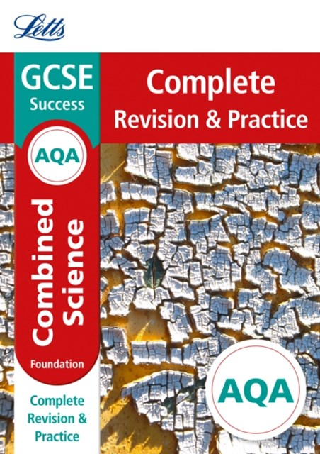 AQA GCSE Combined Science Foundation Complete Revision & Practice