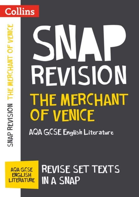 Merchant of Venice: AQA GCSE English Literature Text Guide