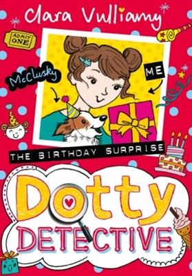 (ebook) The Birthday Surprise (Dotty Detective, Book 5)