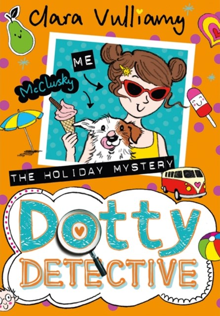 (ebook) Holiday Mystery (Dotty Detective, Book 6)