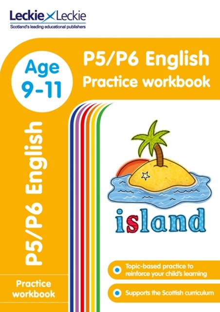 P5/P6 English Practice Workbook
