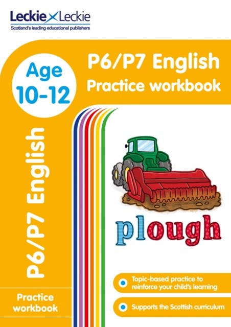 P6/P7 English Practice Workbook