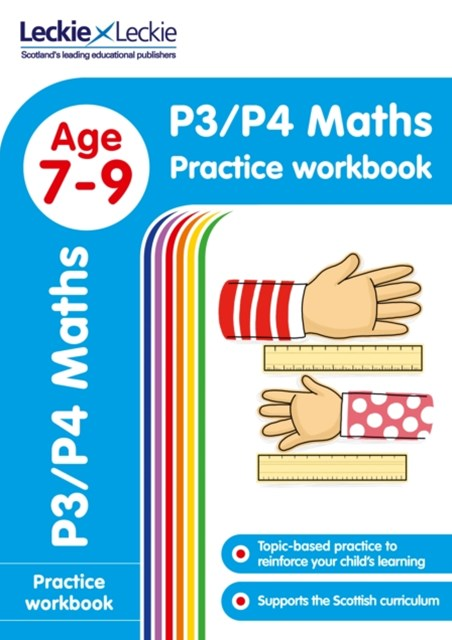 P3/P4 Maths Practice Workbook