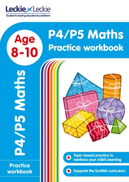 P4/P5 Maths Practice Workbook