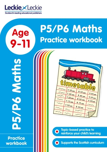 P5/P6 Maths Practice Workbook