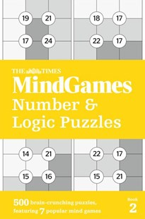 The Times Mind Games Number And Logic Puzzles Book 2 by The Times Mind Games (9780008251024) - PaperBack - Craft & Hobbies Puzzles & Games
