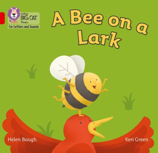 Bee on a Lark and Bug on a Shark