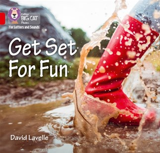 Get Set for Fun by David Hall (9780008251505) - PaperBack - Education
