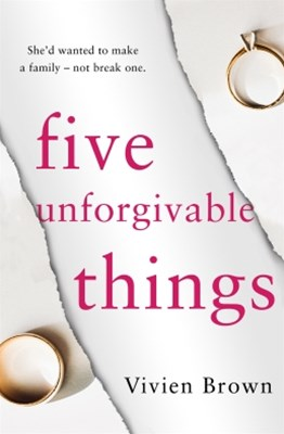 (ebook) Five Unforgivable Things