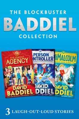 (ebook) The Blockbuster Baddiel Collection: The Parent Agency; The Person Controller; AniMalcolm