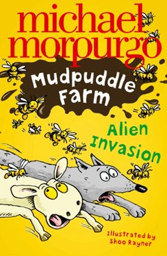 (ebook) Alien Invasion! (Mudpuddle Farm)
