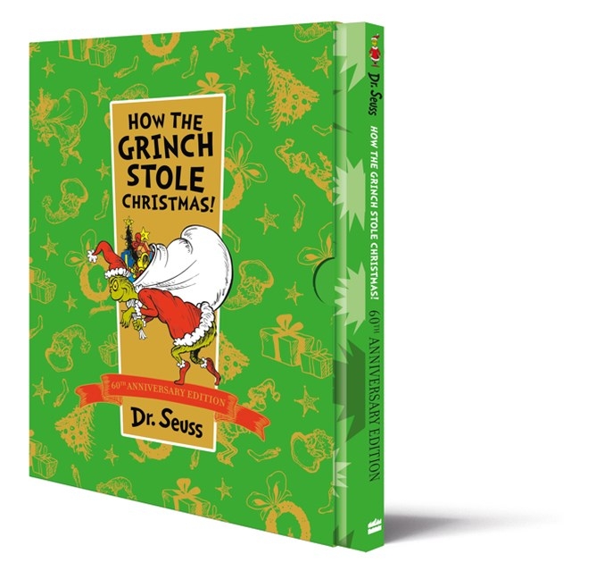 How The Grinch Stole Christmas [60th Birthday, Slipcase Edition]