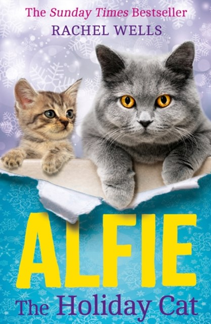(ebook) Alfie the Holiday Cat