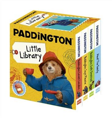 Paddington 2 - Meet Paddington: Little Library
