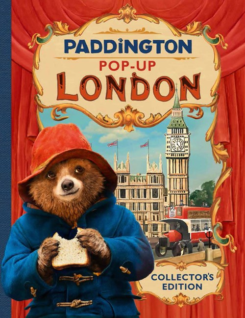 Paddington 2 - Paddington's London: The Movie Pop-Up Book