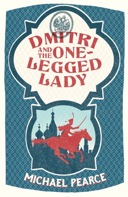 Dmitri and the One-Legged Lady (Dmitri Kameron Mystery, Book 2)