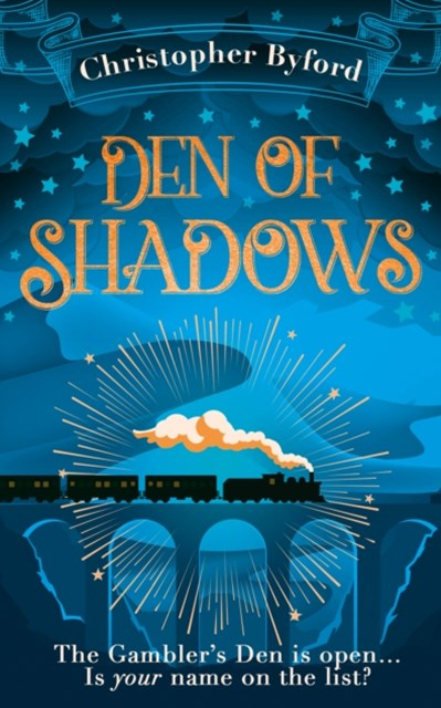 (ebook) Den of Shadows: The gripping new fantasy novel for fans of Caraval (Gambler's Den series, Book 1)