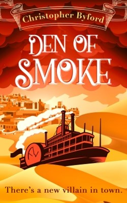 (ebook) Den of Smoke (Gambler's Den series, Book 3)