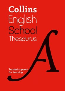 Collins School Thesaurus: Trusted Support For Learning [Sixth Edition] by Collins Dictionaries (9780008257941) - PaperBack - Reference Dictionaries