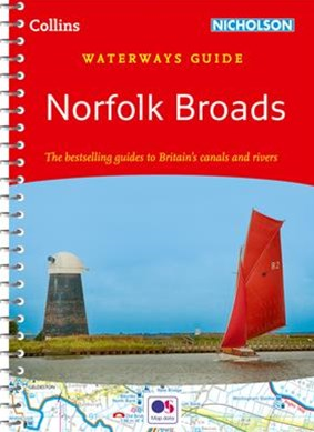 Collins Nicholson Waterways Guides - Norfolk Broads