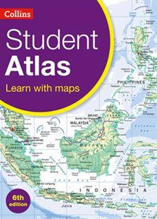 Collins Student Atlas - Collins Student Atlas [Second Edition] by Collins Maps (9780008259143) - HardCover - Education