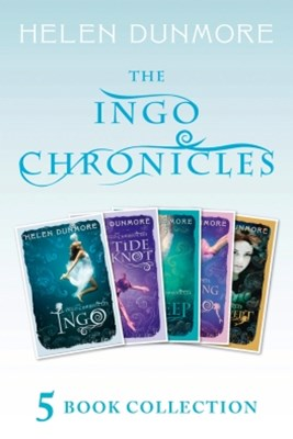 The Complete Ingo Chronicles: Ingo, The Tide Knot, The Deep, The Crossing of Ingo, Stormswept (The