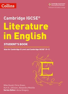 Cambridge IGCSE Literature in English Student