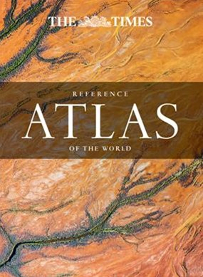 The Times Reference Atlas Of The World [Eighth Edition]