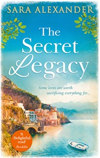 The Secret Legacy by Sara Alexander (9780008263195) - PaperBack - Historical fiction