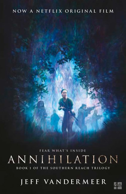 Annihilation [Film Tie-In Edition]
