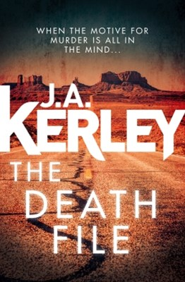 (ebook) The Death File: A gripping serial killer thriller with a shocking twist (Carson Ryder, Book 13)