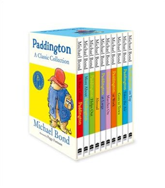 Paddington: A Classic Collection [10-book Slipcase Edition]