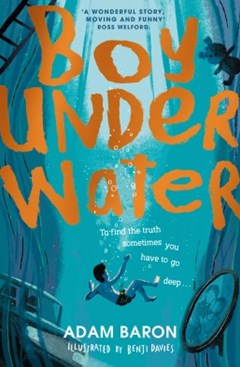 (ebook) Boy Underwater