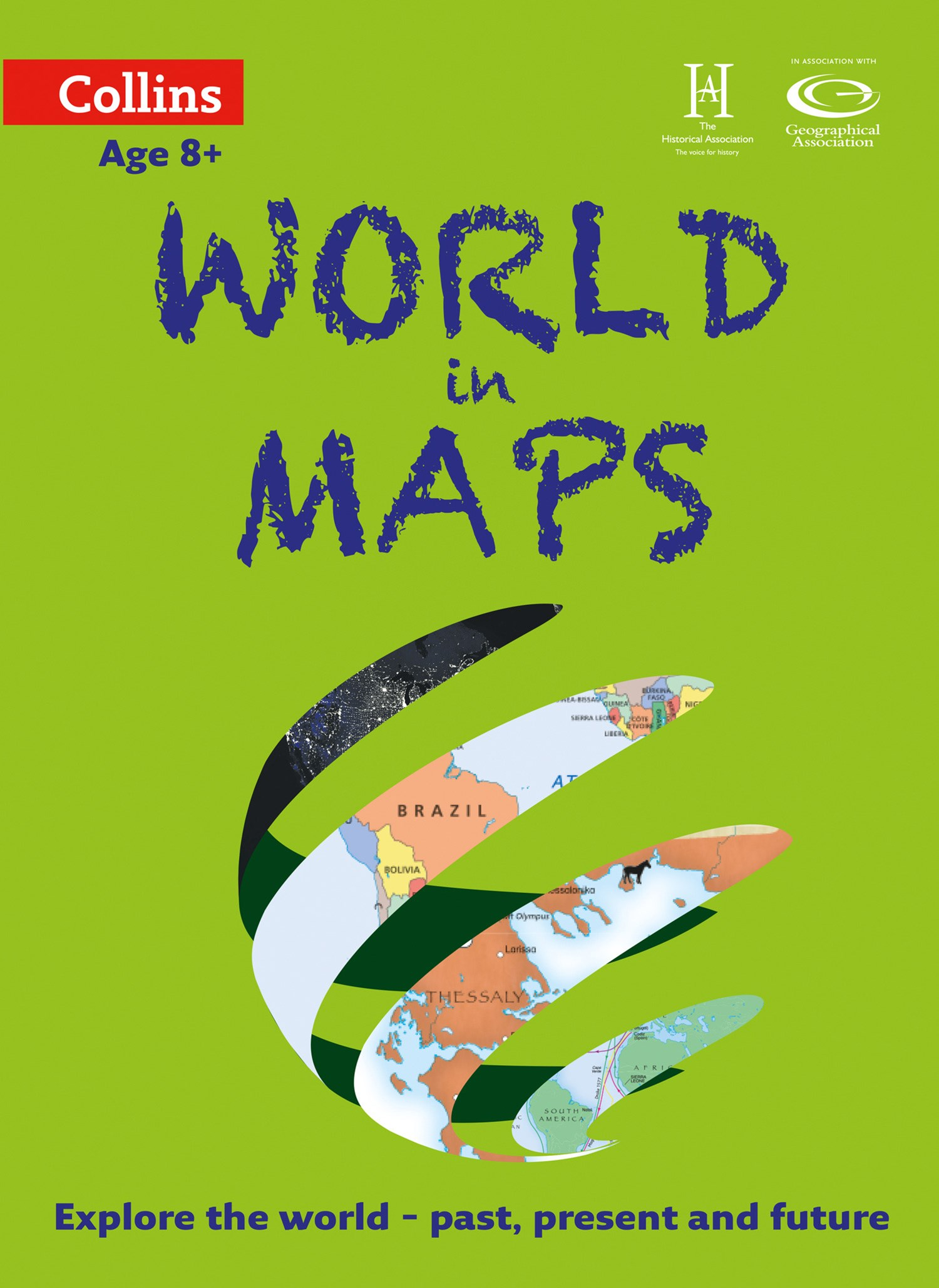 Collins Primary Atlases - World In Maps [Second Edition]