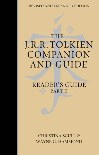 (ebook) The J. R. R. Tolkien Companion and Guide: Volume 3: Reader's Guide PART 2