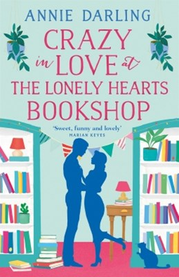 (ebook) Crazy in Love at the Lonely Hearts Bookshop